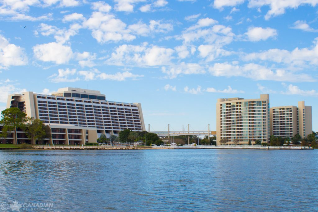 Disney's Contemporary Resort and Bay Lake Tower