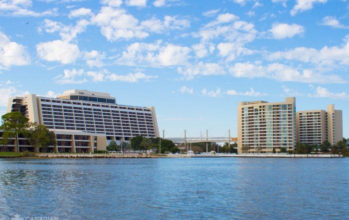 Disney's Contemporary Resort and Bay Lake Tower