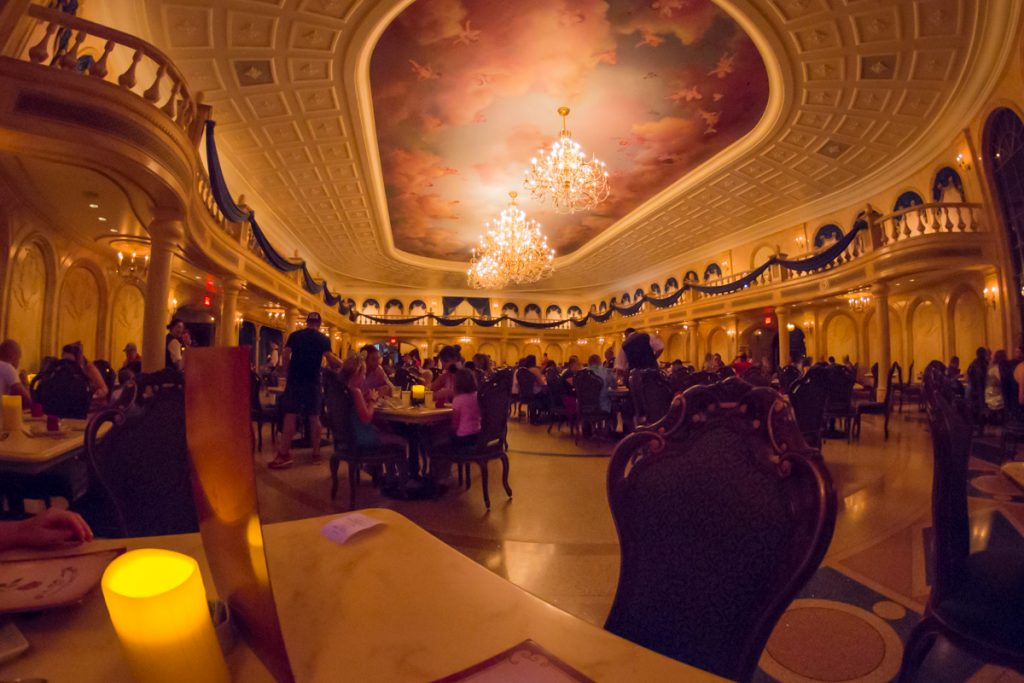 Be Our Guest Grand Ballroom