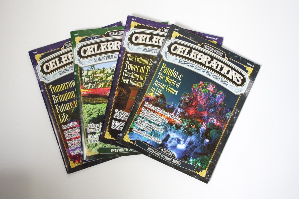 Celebrations Magazines