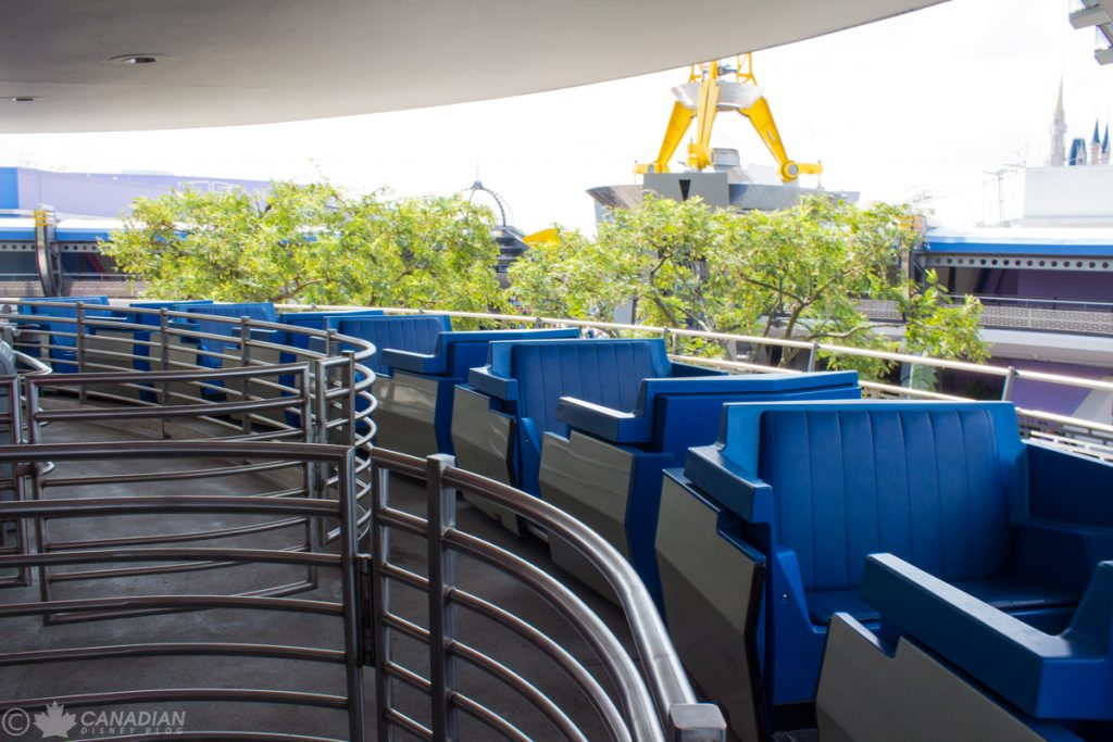 PeopleMover Ride Vehicles