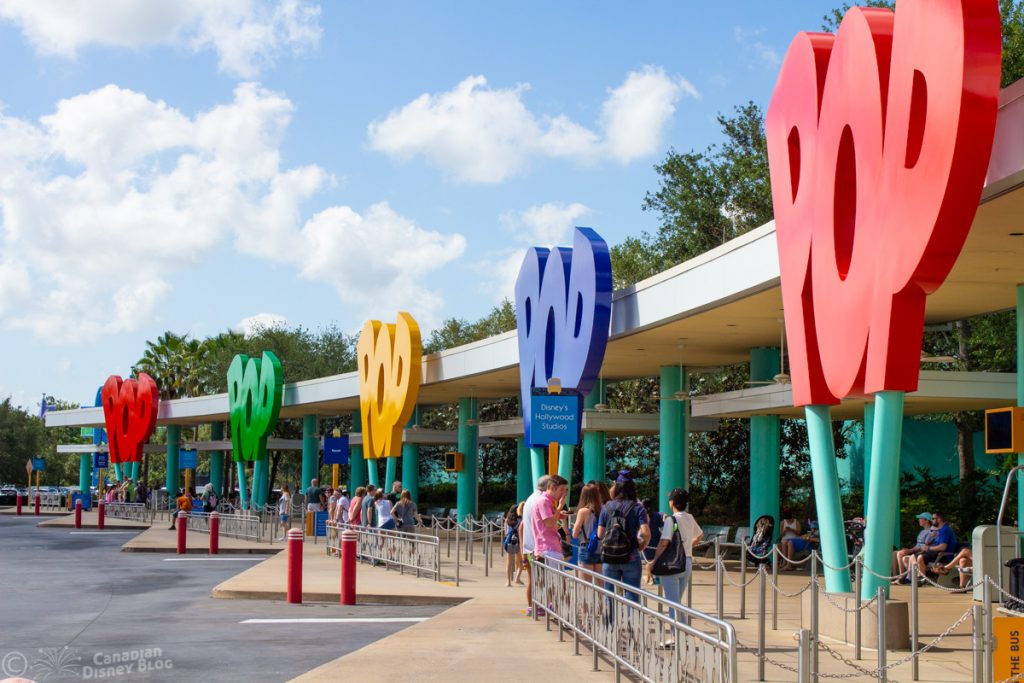 Pop Century Bus Loop
