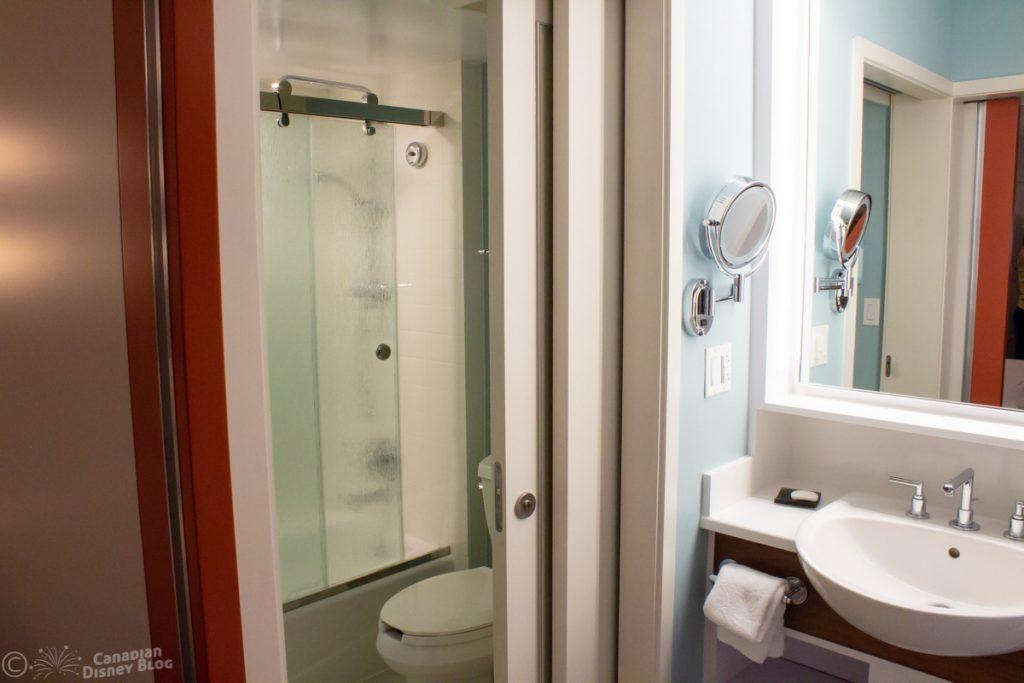 Refurbished Bathroom Pop Century