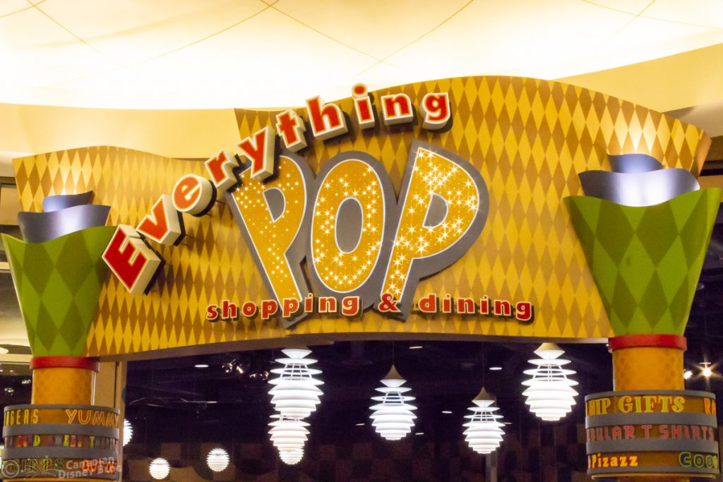Everything Pop Shopping & Dining