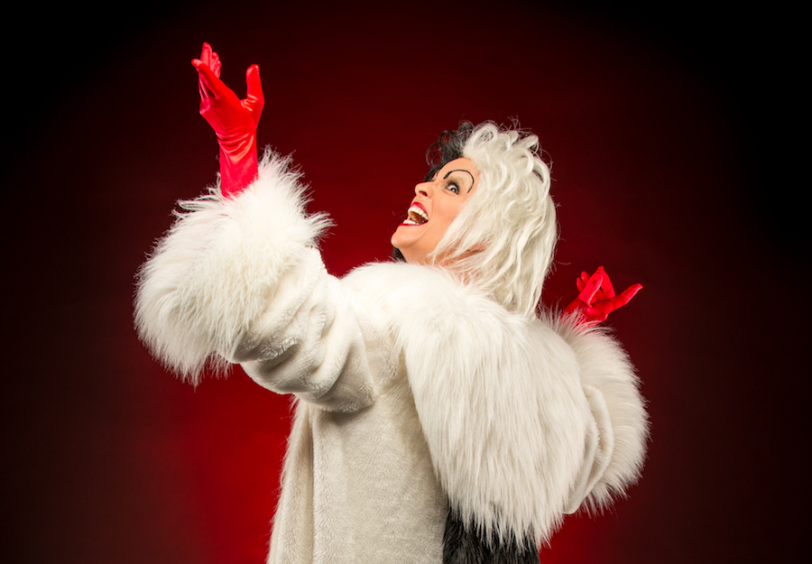 Cruella De Vil's Hide-A-Way at Mickey's Not So Scary Halloween Party
