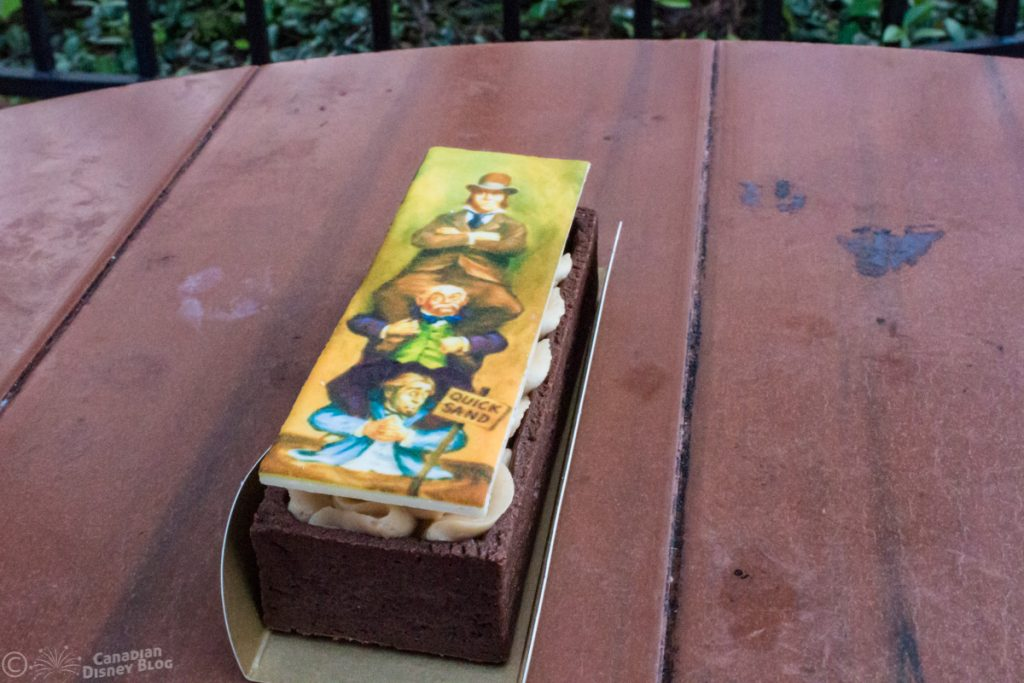 Haunted Mansion Snack at Mickey's Not So Scary Halloween Party
