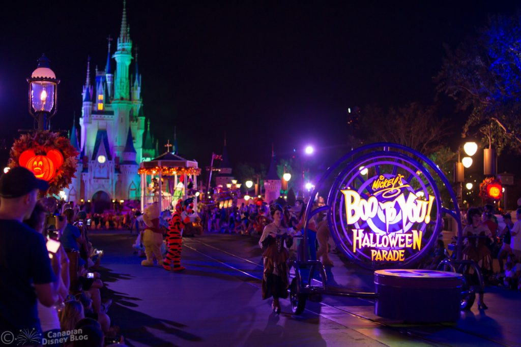 Boo To You Parade Start
