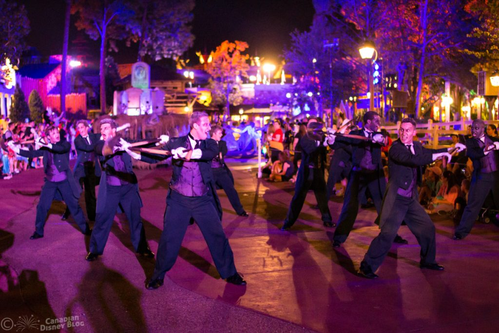 Boo To You Parade - Haunted Mansion Butlers
