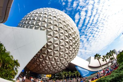 Spaceship Earth - Daytime