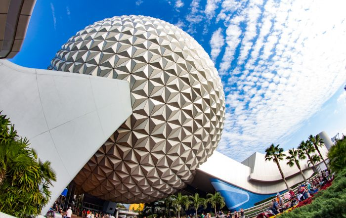 Spaceship Earth - Daytime