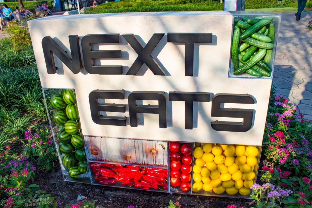 Epcot Food & Wine Festival Boot - Next Eats
