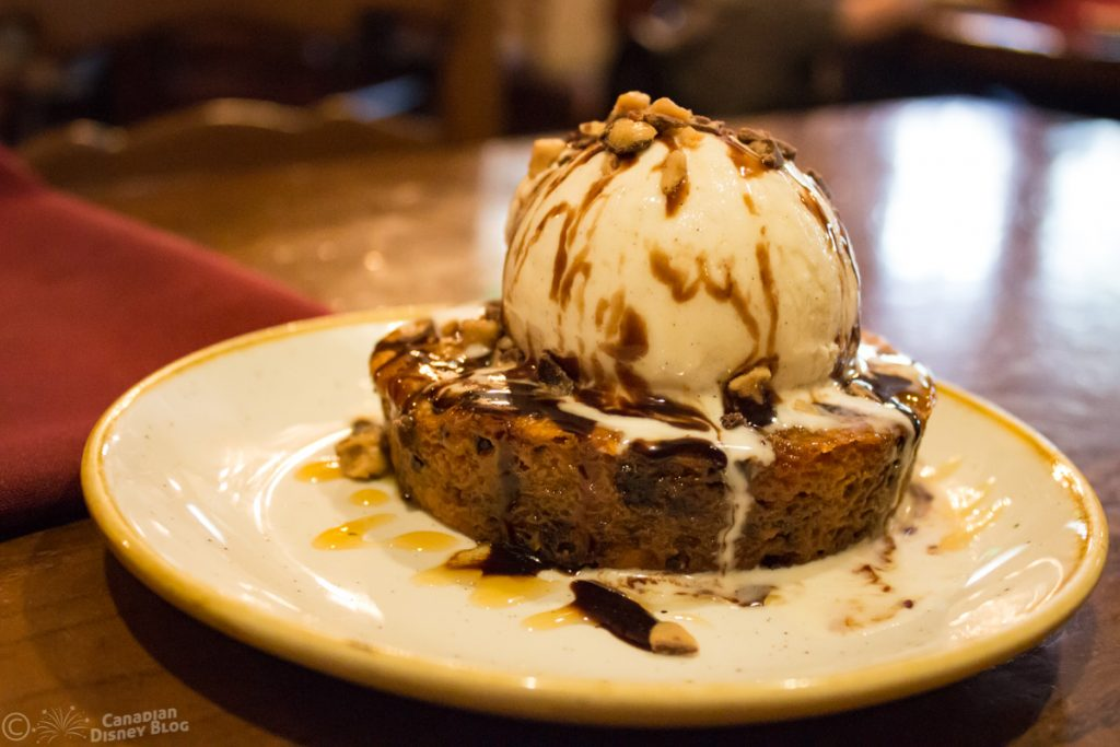 Ooey Gooey Toffee Cake from Liberty Tree Tavern
