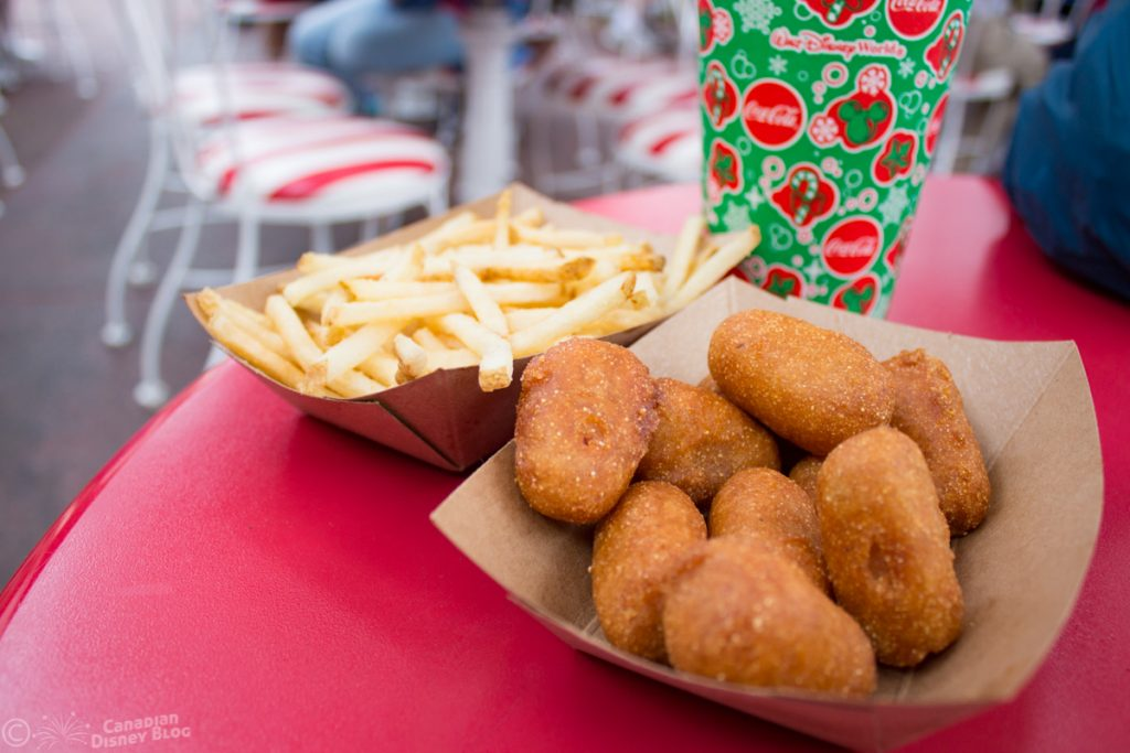 Corn Dog Nuggets from Casey's Corner