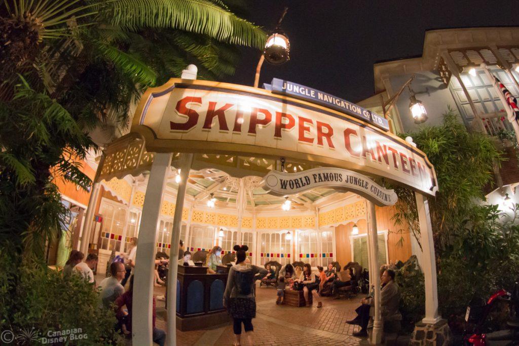 Jungle Navigation Co Skipper Canteen Restaurant