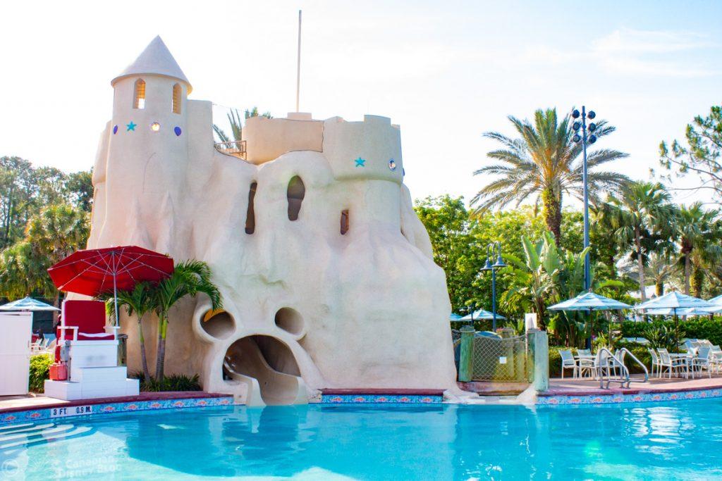 Disney's Old Key West Resort Signature Pool