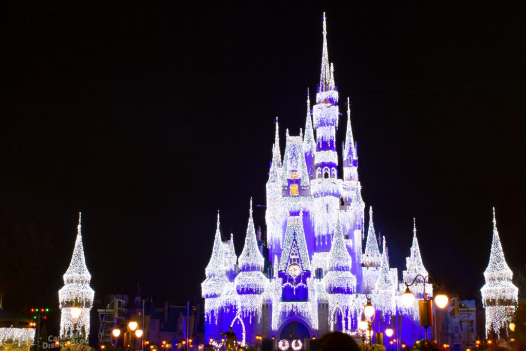 Frozen Holiday Wish at Disney World