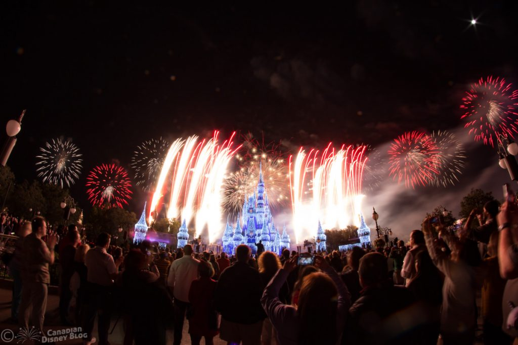 Holiday Wishes at Mickey's Very Merry Christmas Party