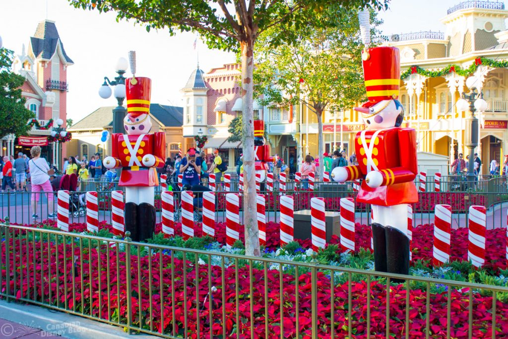 Toy Soldiers in Magic Kingdom