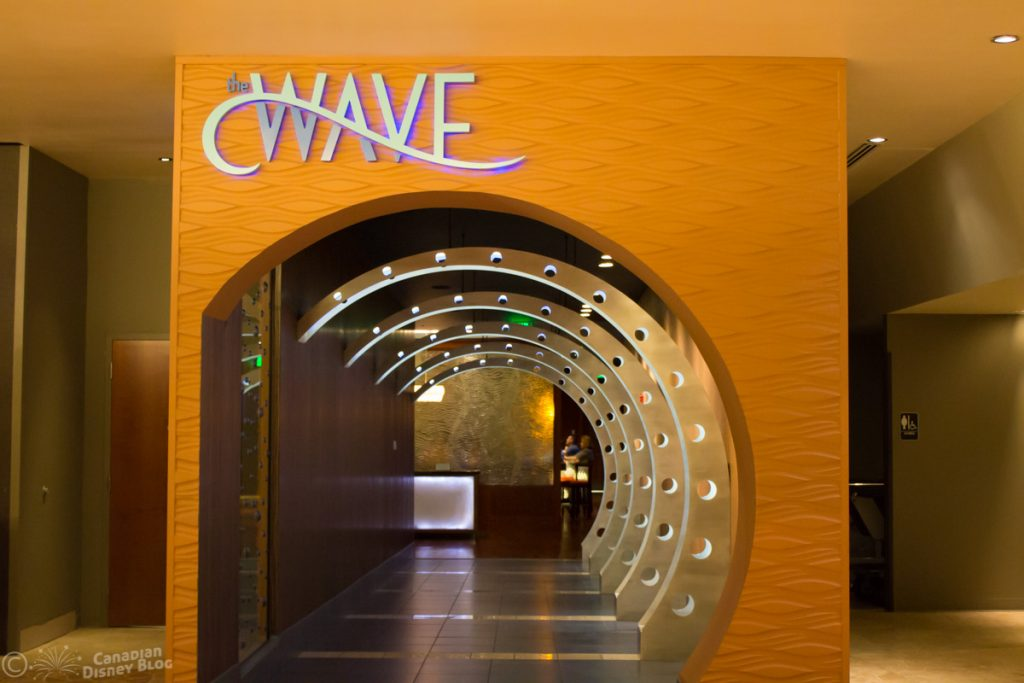 The Wave of American Flavors at Disney's Contemporary Resort