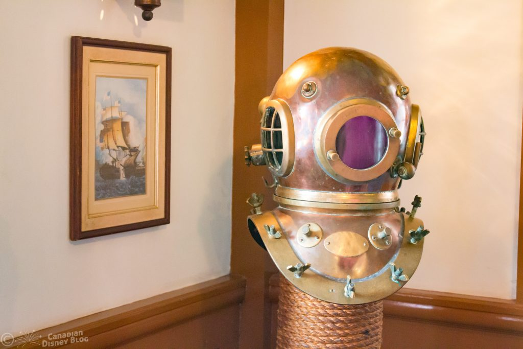 Columbia Harbour House Diving Mask