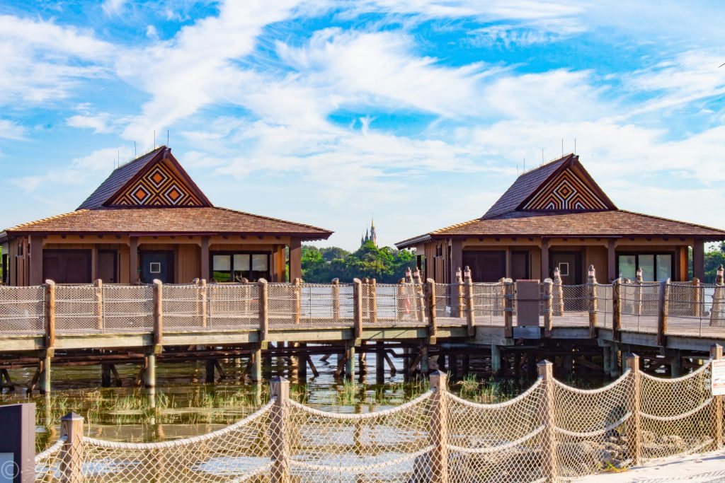Polynesian Resort Bungalows