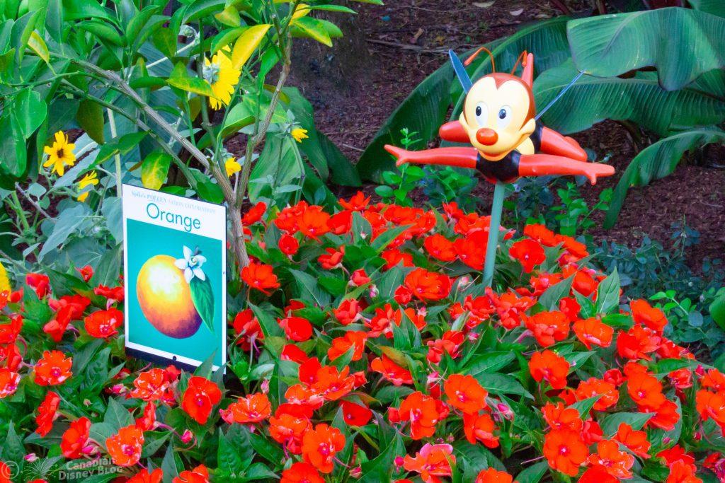 Spike Scavenger Hunt Epcot Flower & Garden Festival