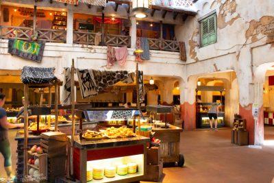 Tusker House Restaurant Buffet