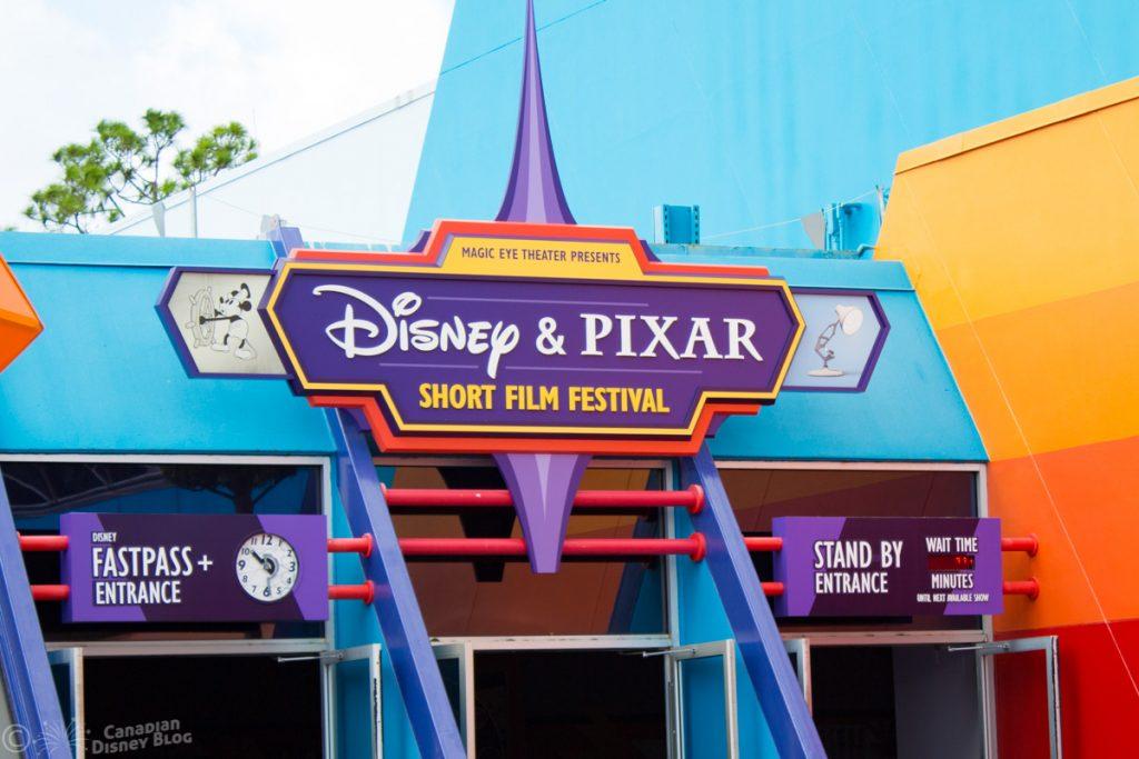 Disney & Pixar Short Film Festival at Epcot