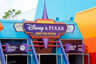 Disney & Pixar Short Film Festival at Epcot
