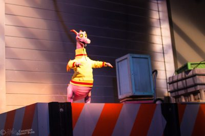 Journey into Imagination with Figment at Epcot