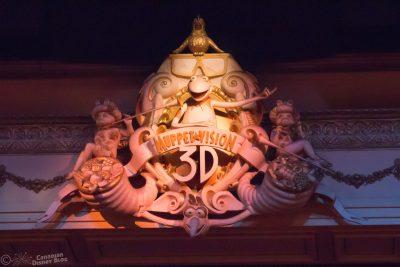 MuppetVision 3D at Disney's Hollywood Studios