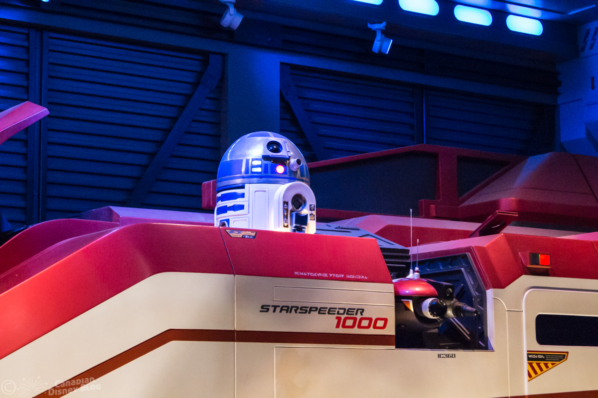 Star Tours at Disney's Hollywood Studios