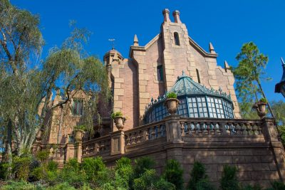 Haunted Mansion at Magic Kingdom