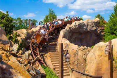 Seven Dwarfs Mine Train at Magic Kingdom
