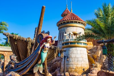Under the Sea ~ Journey of the Little Mermaid at Magic Kingdom