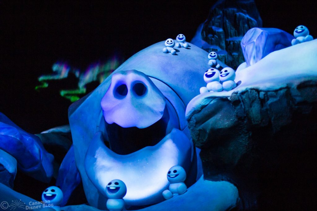 Frozen Ever After at Epcot