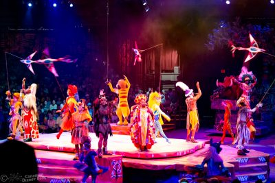 Festival of the Lion King at Disney's Animal Kingdom
