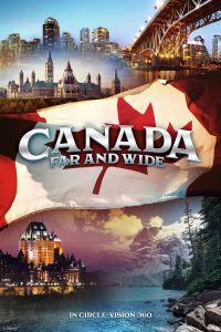 Canada Far and Wide at Epcot