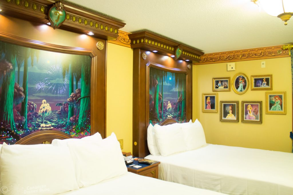 Royal Rooms at Disney's Port Orleans Resort - Riverside