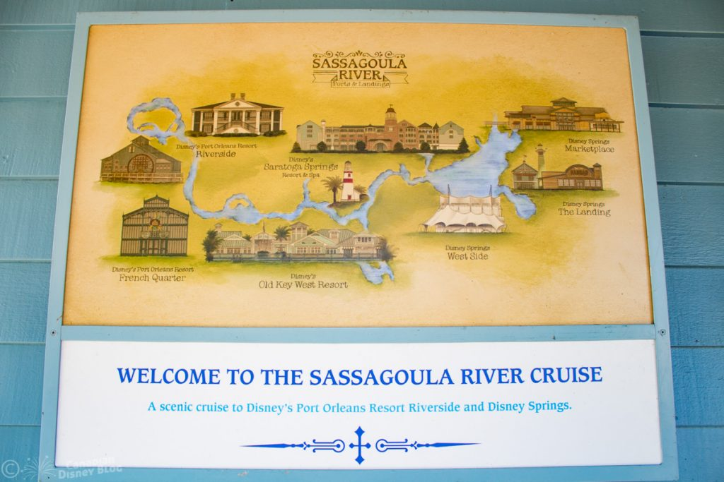 Sassagoula River Cruise at Disney's Port Orleans Resort - Riverside