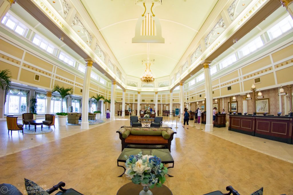 Disney's Port Orleans Resort - Riverside Lobby