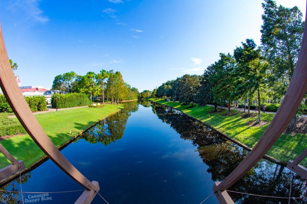 Sassagoula River at Disney's Port Orleans Resort - Riverside