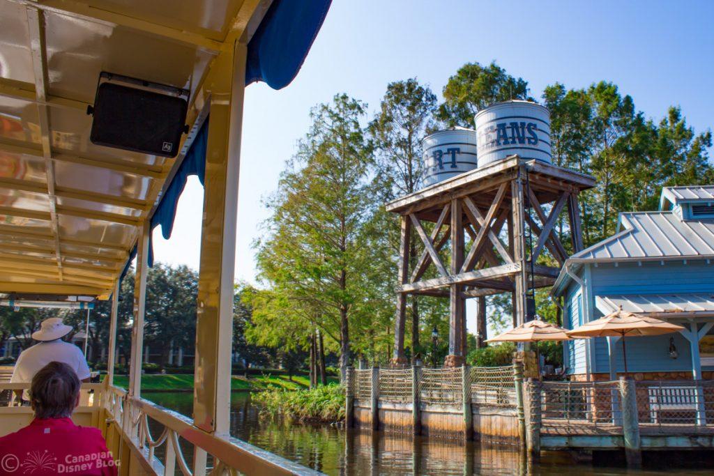 Disney's Port Orleans Resort - Riverside