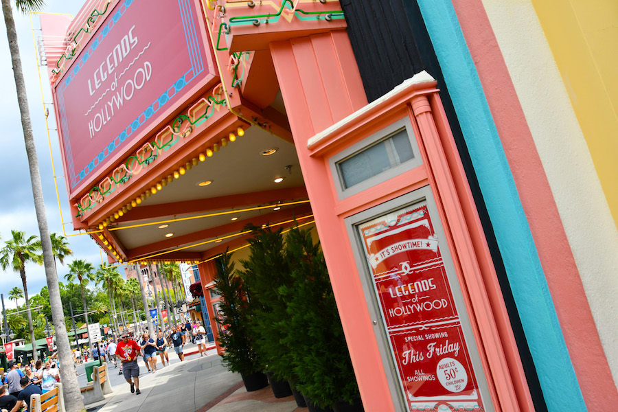 Legends of Hollywood in Disney's Hollywood Studios