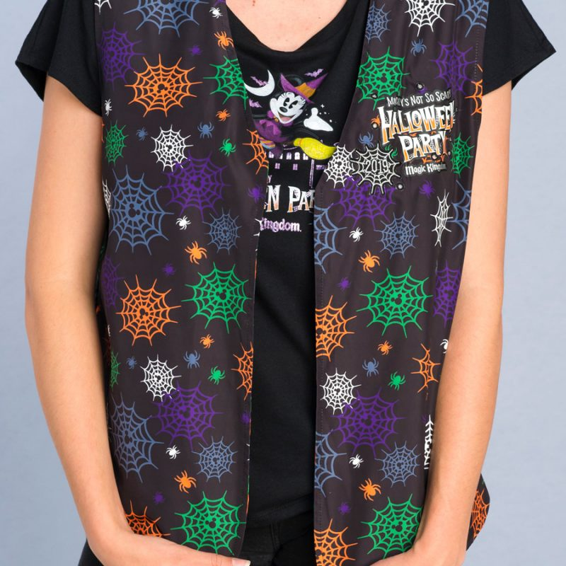 Mickey's Not So Scary Halloween Party Vest