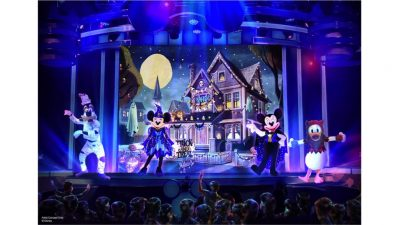 Mickey's Trick & Treat Show