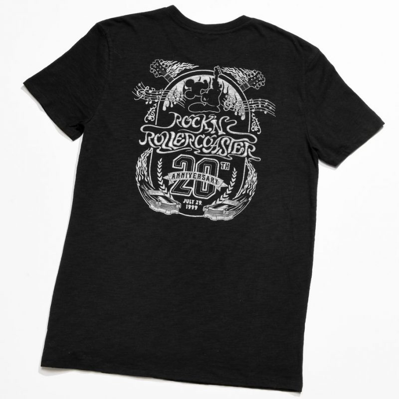 Rock n Roller Coaster 20th Merch