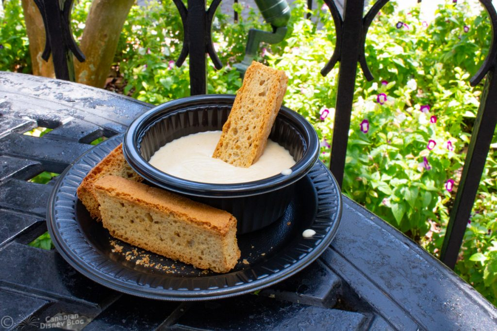 Fondue from France Booth at Epcot Food & Wine Festival