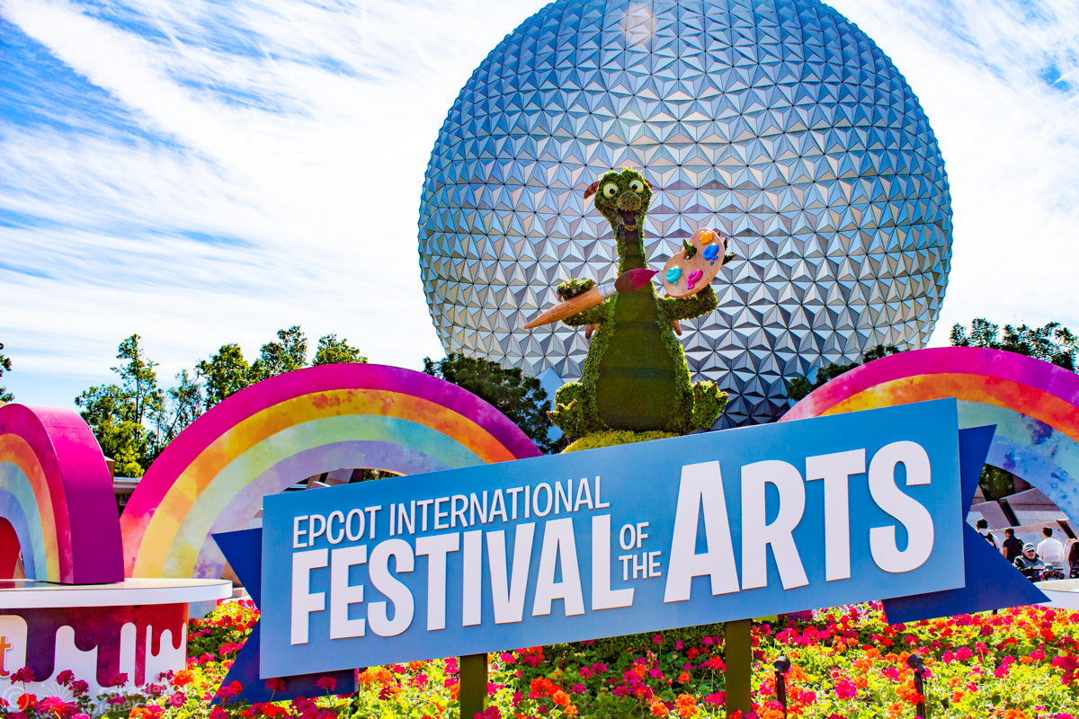2020 Epcot International Festival Of The Arts Guide Canadian Disney Blog
