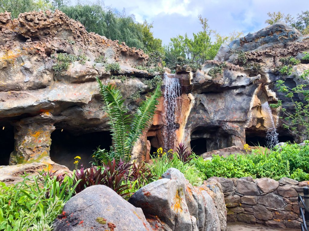 Rise of the Resistance Queue at Star Wars Galaxy's Edge